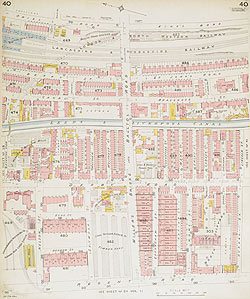 Insurance Plan of the City of Liverpool Vol. III: sheet 40
